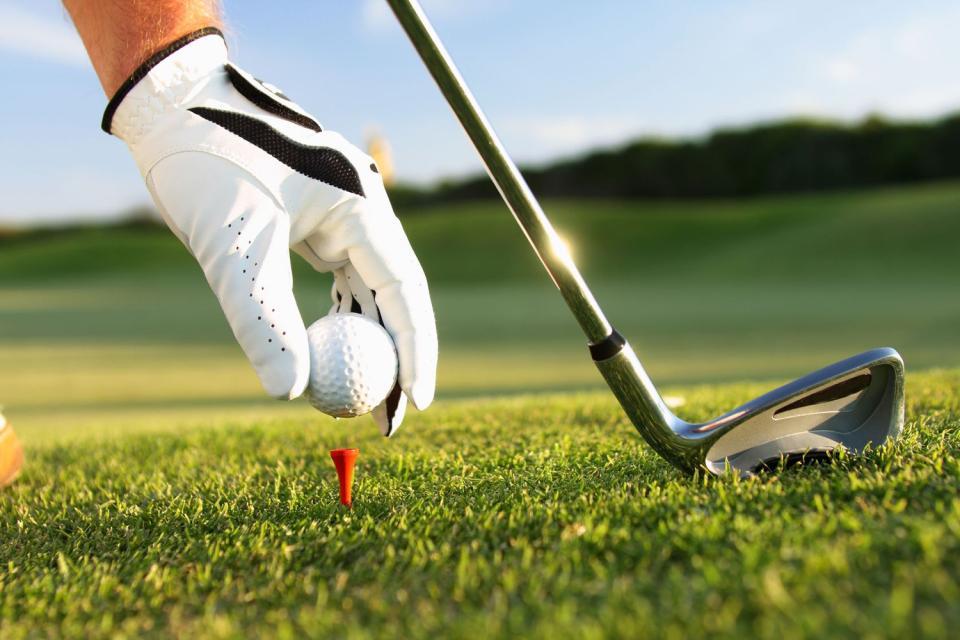 Golf , France