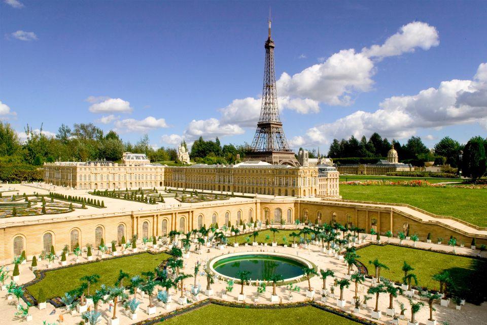 France Miniature, la Francia... in miniatura!, France Miniature, Le attività e i divertimenti, Parigi e Ile de France