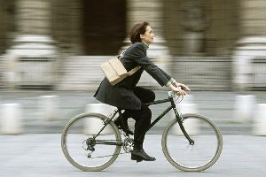 L'Île-de-France à pied et à vélo , A vélo dans Paris , France