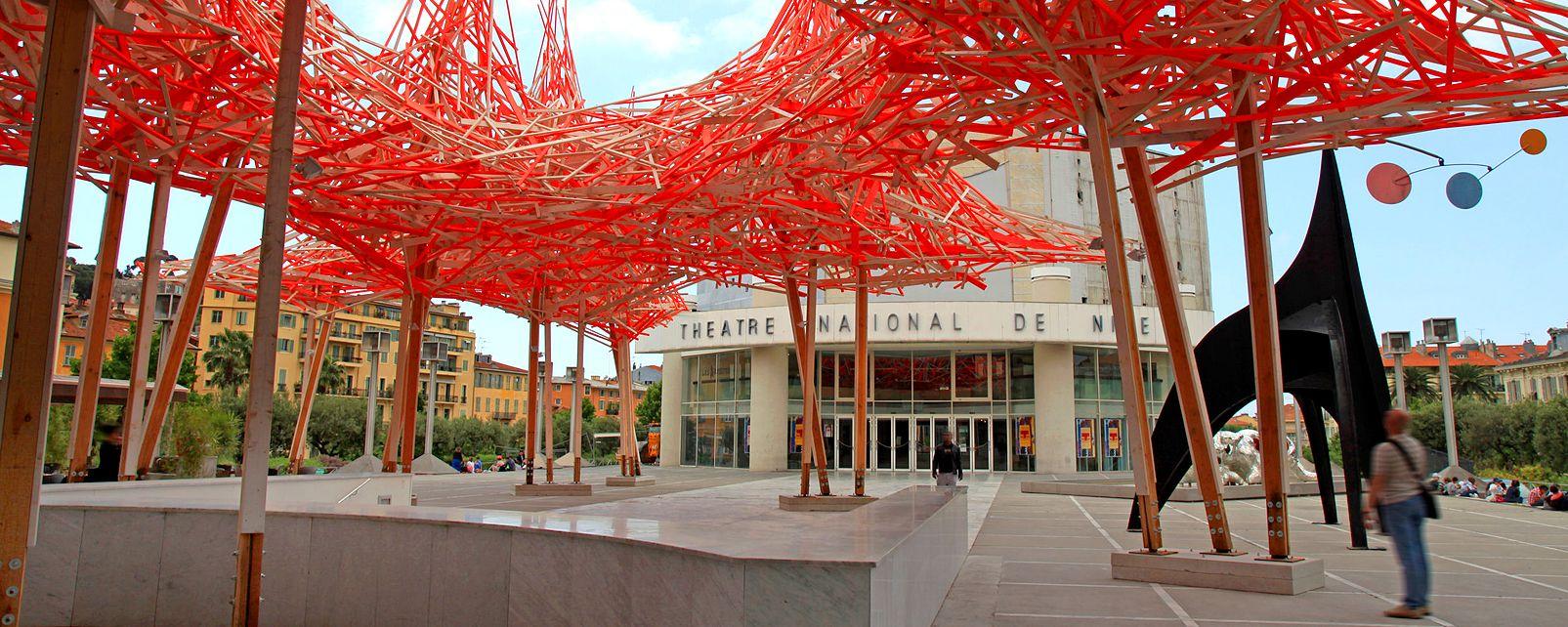 Museum für Moderne und Zeitgenössische Kunst (Musée d\'Art Moderne et ...