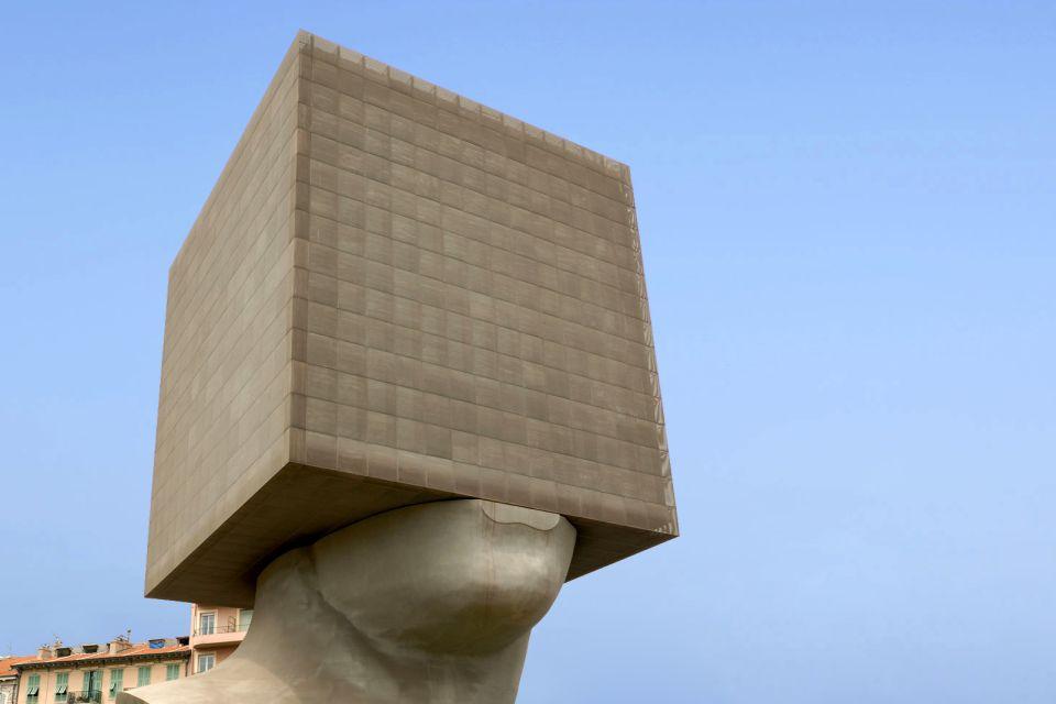 Les arts et la culture, Musée d'Art Moderne et d'Art Contemporain Nice Provence Alpes Côte d'Azur France Europe musée