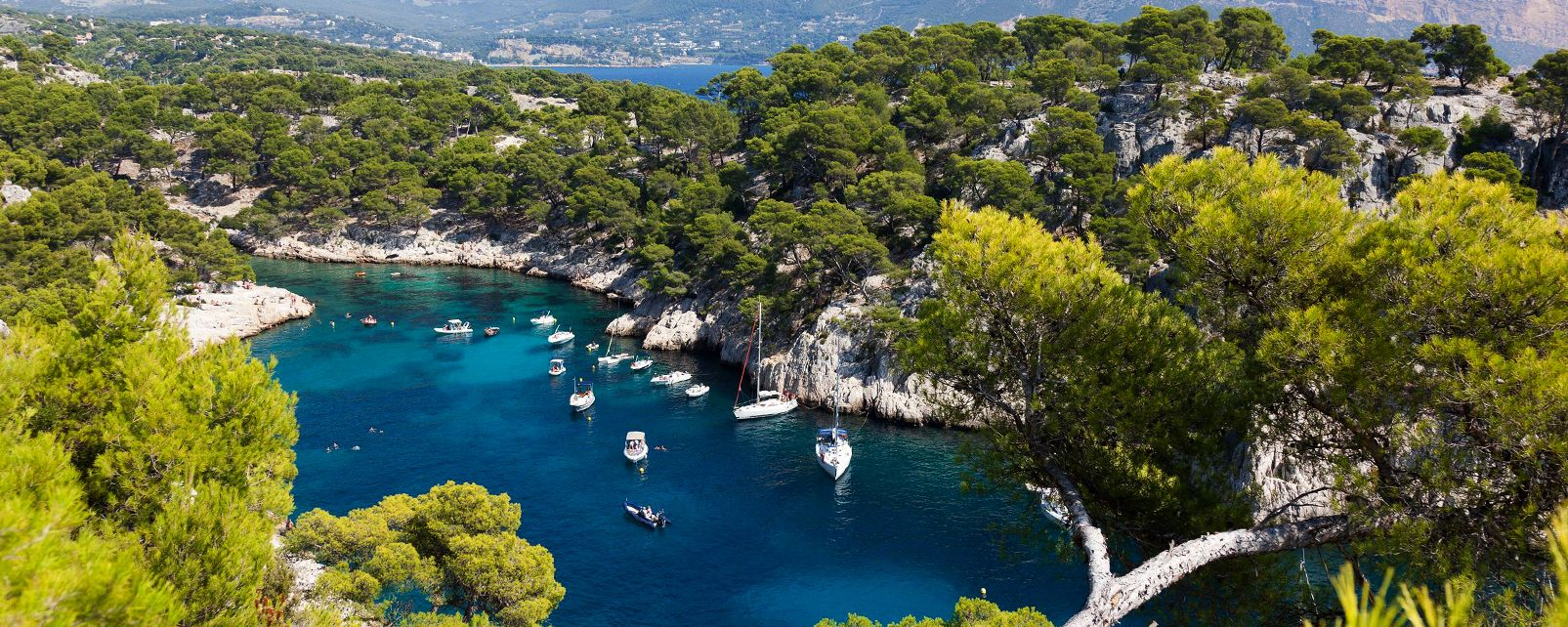 The Calanques From Marseille To Cassis Provence Alpes