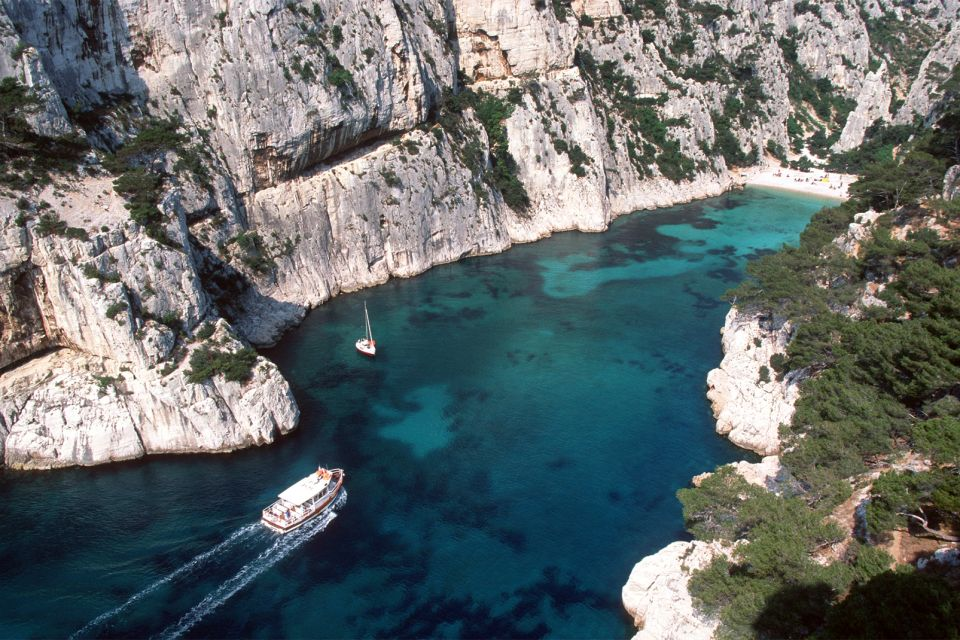 The coves of Marseille, The Calanques from Marseille to Cassis, Coasts, Cassis, Provence-Alpes-Côte d'Azur