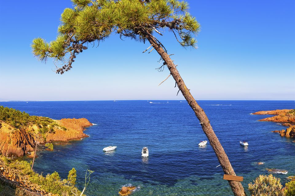 The Blue Coast, Coasts, Provence-Alpes-Côte d'Azur