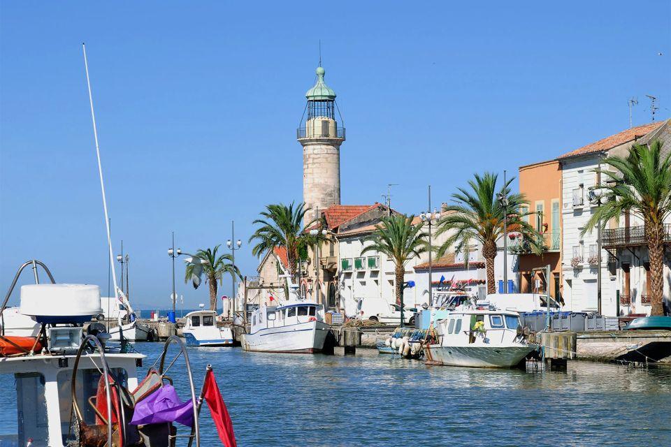 Les côtes, France Provence Camargue gard grau-du-roi port phare