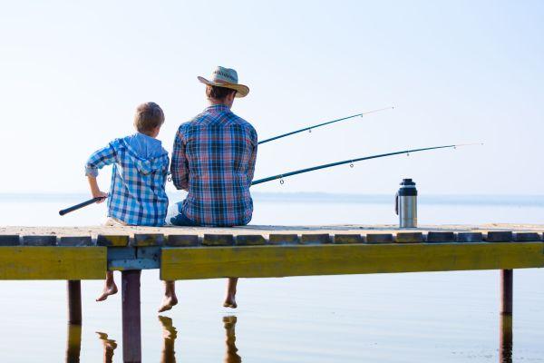 La pesca con línea, La pesca, Las actividades de ocio, Provence-Alpes-Côte d'Azur