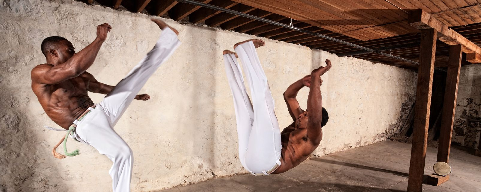 La capoeira , Brasile
