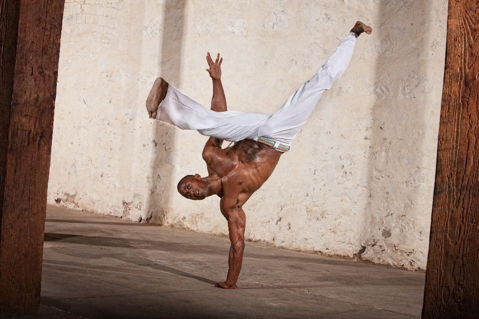 Capoeira , Salvador de Bahia , Brazil