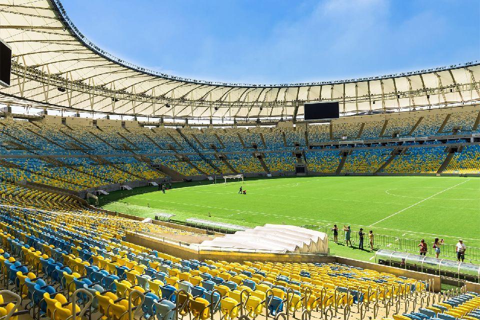 Football , Visiting the stadium , Brazil