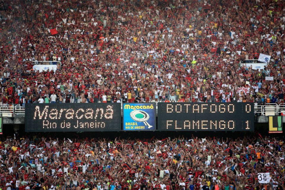Football , The cheering crowd , Brazil
