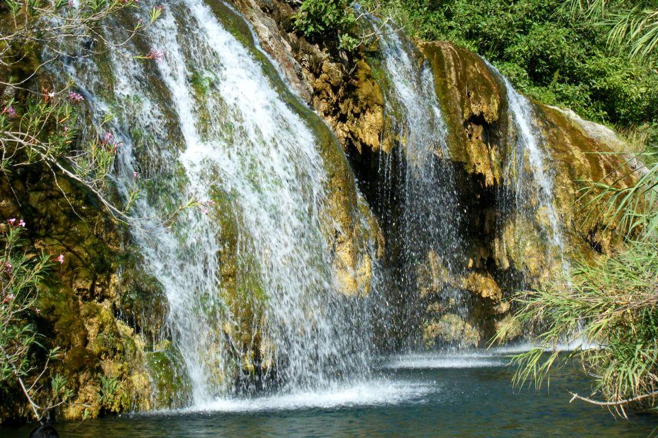 Parque Natural de Chera-Sot de Chera, Los paisajes y las actividades, Comunidad Valenciana