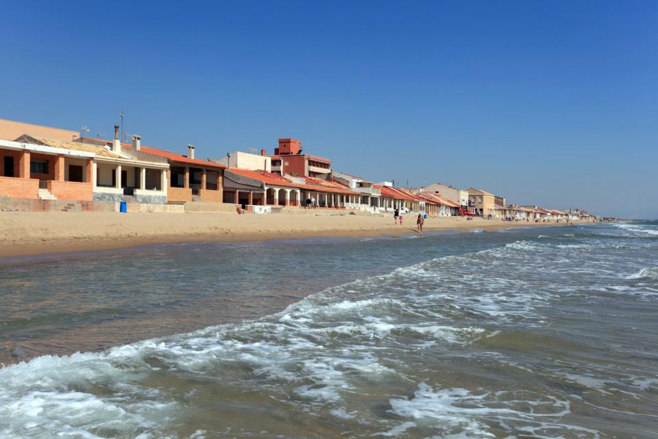 The Costa Blanca , Spain