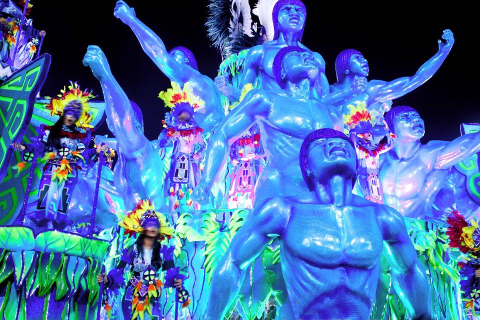 I carnevali, da Rio a Olinda , Festival dei colori , Brasile