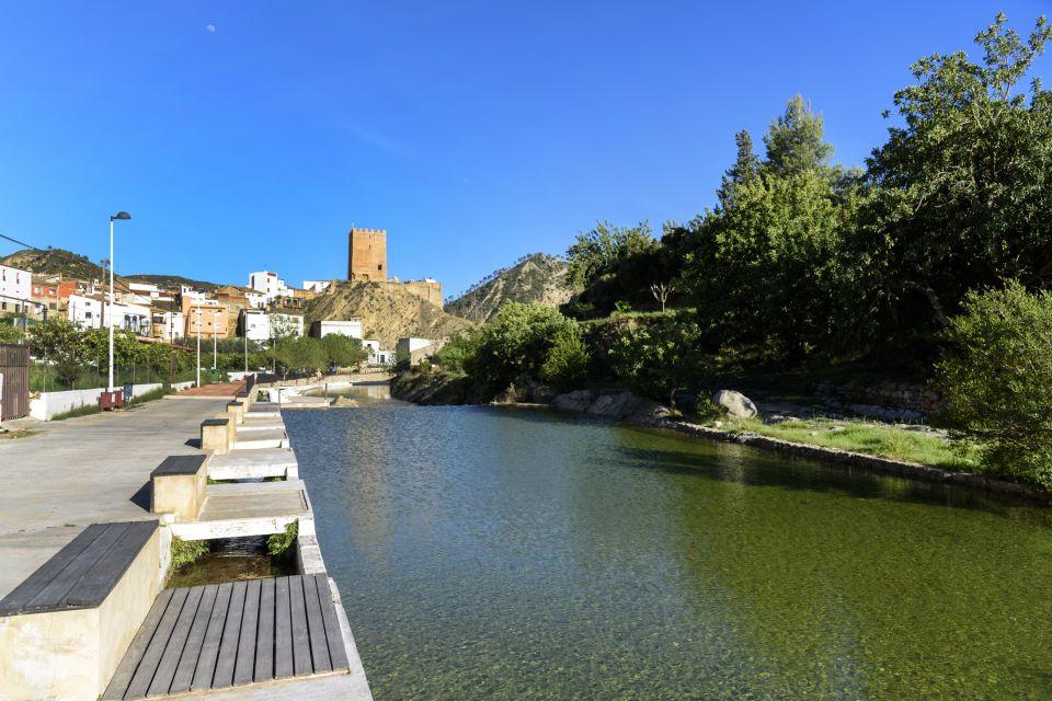 , The Reatillo River and Parque del Tejo park, The fauna and flora, Community of Valencia