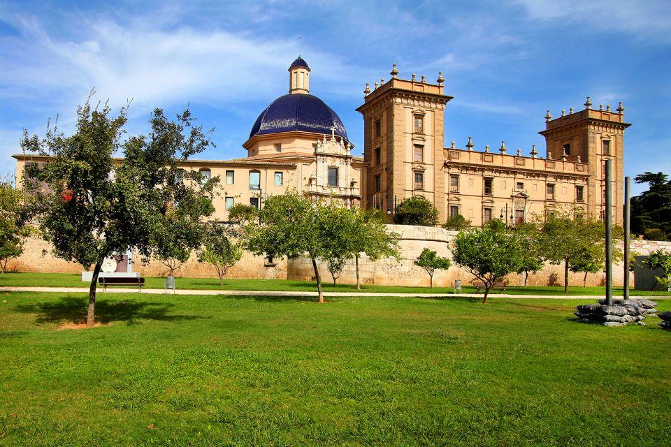 Museo de Bellas Artes de Valence, Museo de Bellas Artes de Valencia, Arte y cultura, Comunidad Valenciana