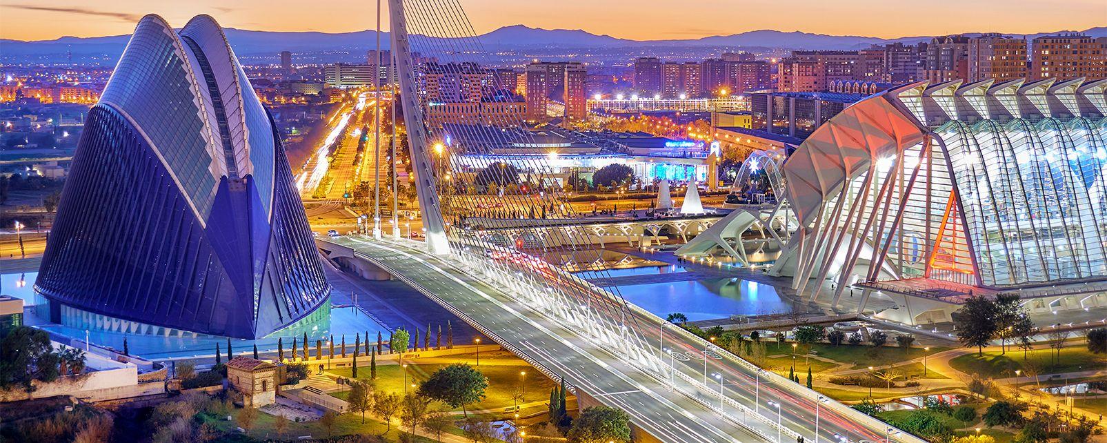 La Cité des Arts et des Sciences de Valence, Cité des Arts et des Sciences de Valence, Les arts et la culture, Communauté de Valence