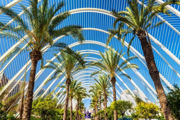 Un centro cultural europeo imprescindible, Ciudad de las Artes y las Ciencias de Valencia, Arte y cultura, Comunidad Valenciana