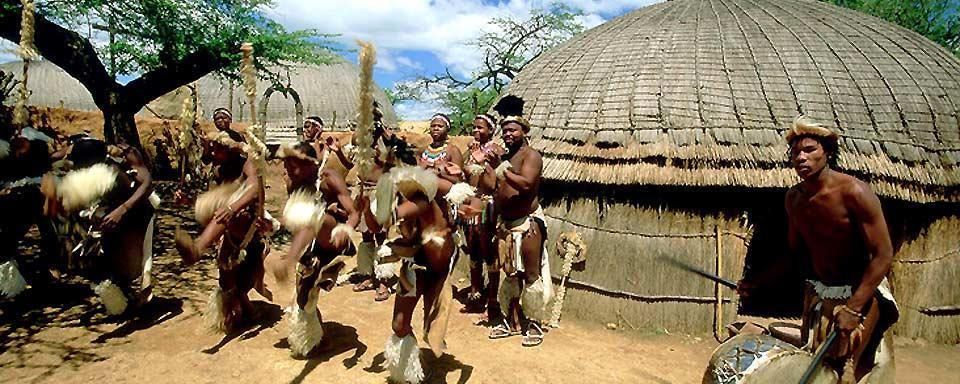 the territory of the zulu tribe south africa