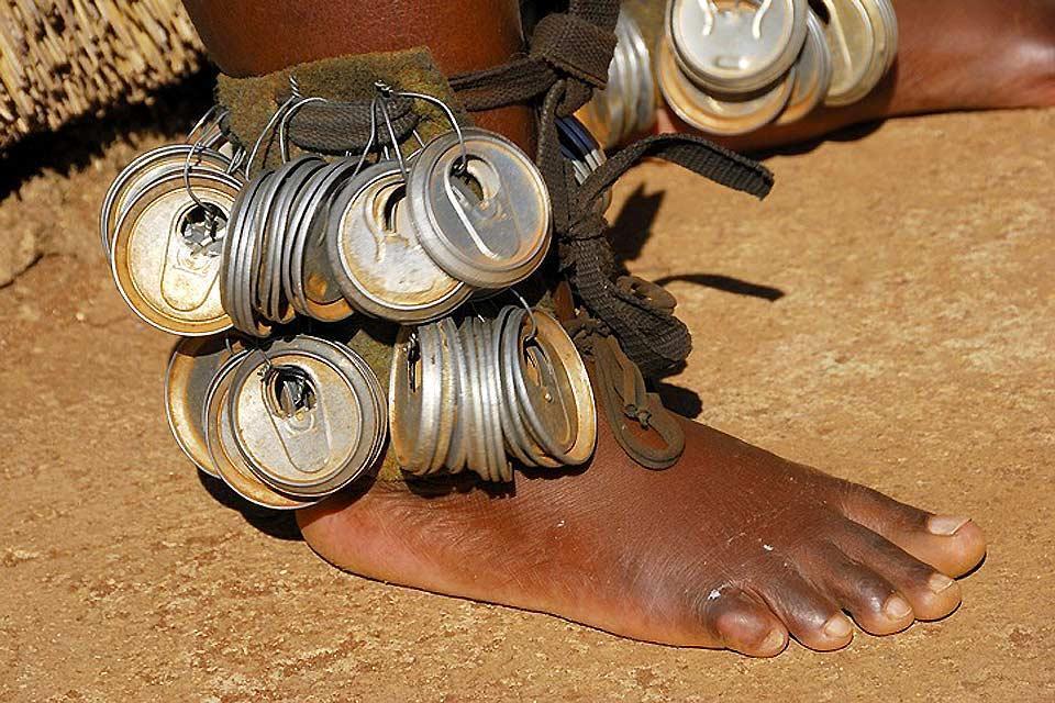 Il teritorio degli zulù , Gli imishokobezi , Sudafrica