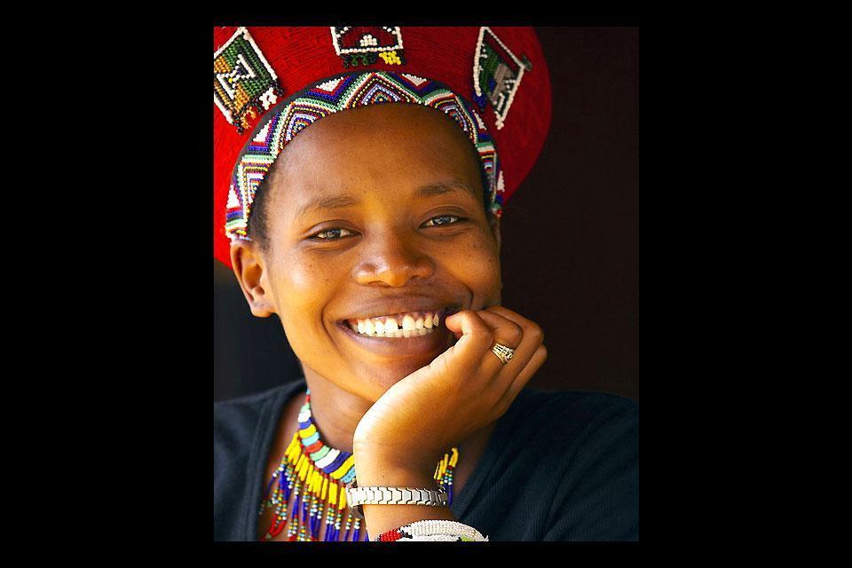 Il teritorio degli zulù , Zulù: lingua ufficiale , Sudafrica