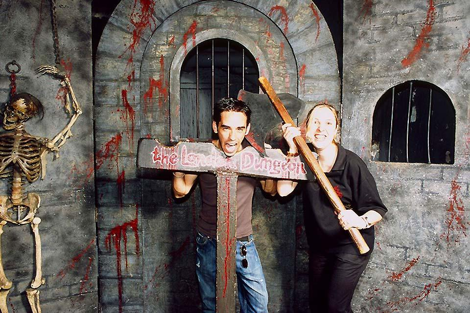 London Dungeon , Divertirse en el London Dungeon , Reino Unido