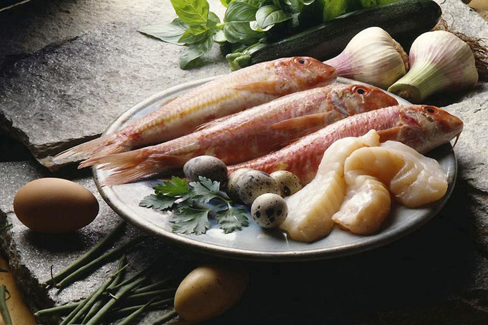 Los pescados , Receta de pescado , Francia