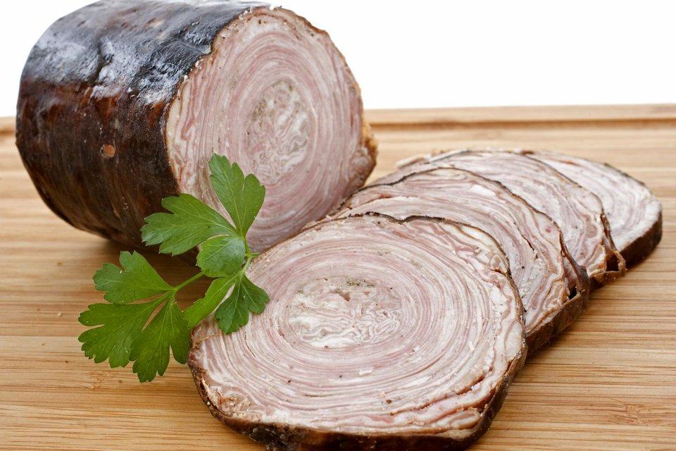 , Las carnes y los embutidos, Gastronomía, Bretaña