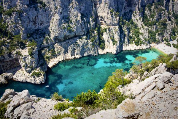 Senderismo por las calas, ¡Todo en uno!, Los deportes, Provence-Alpes-Côte d'Azur
