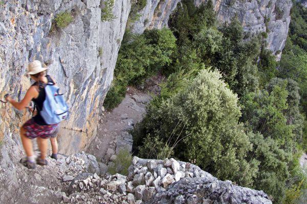 Las gargantas del Verdón, ¡Todo en uno!, Los deportes, Provence-Alpes-Côte d'Azur