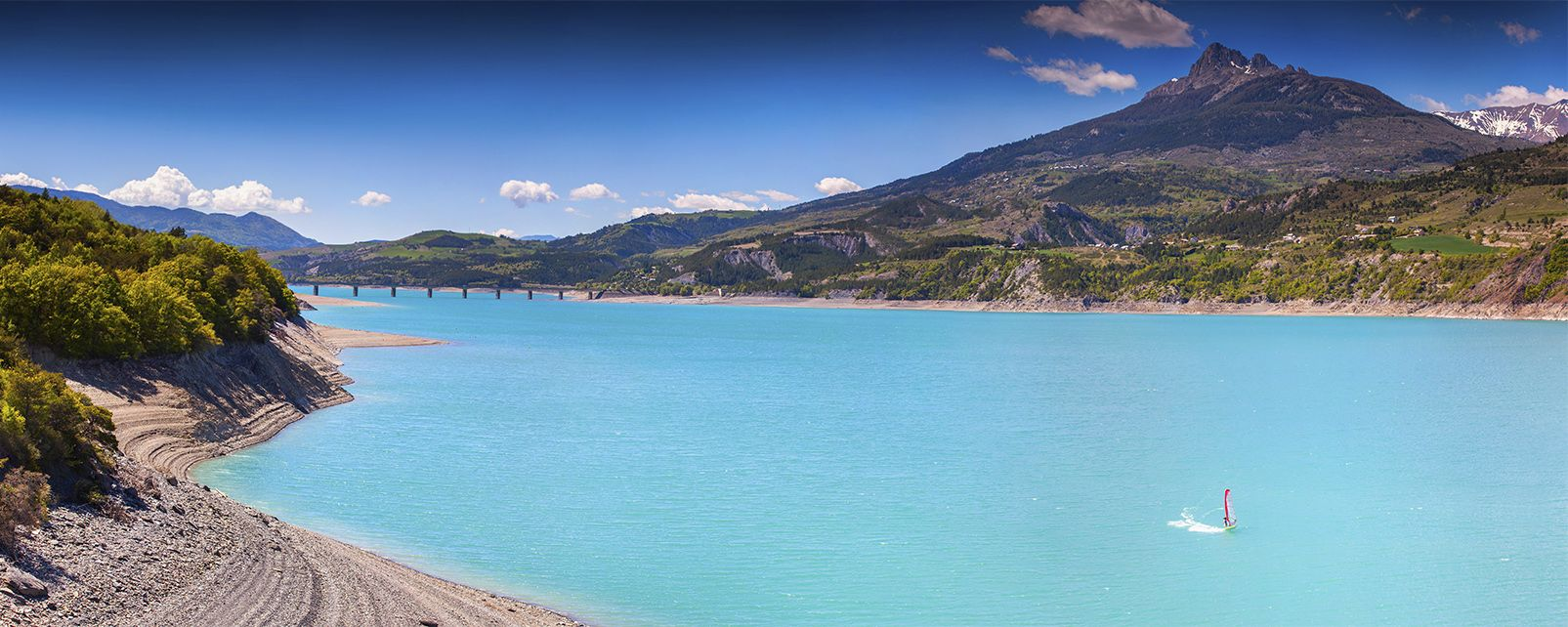 Oronaye Lake, Mountain and River, Sports and activties, Provence-Alpes-Côte d'Azur