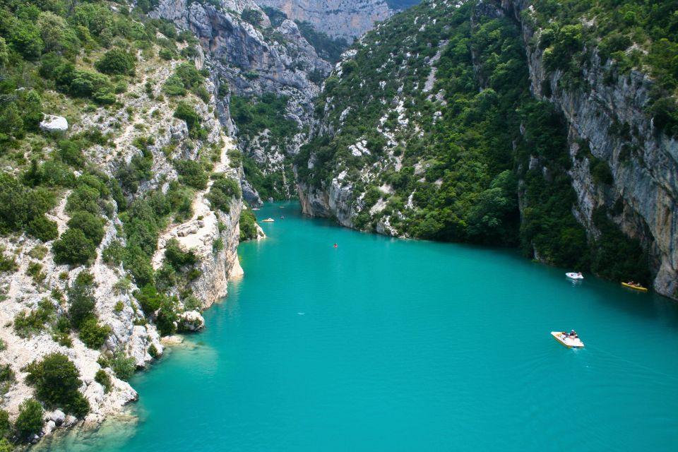 Les sports, Provence France PACA sport verdon gorges rivière kayak pédalo alpes