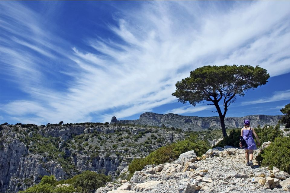 Steep paths, Hiking, Sports and activties, Provence-Alpes-Côte d'Azur