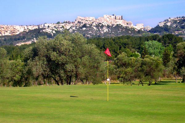 Golf de Baux-de-Provence, Los deportes, Provence-Alpes-Côte d'Azur
