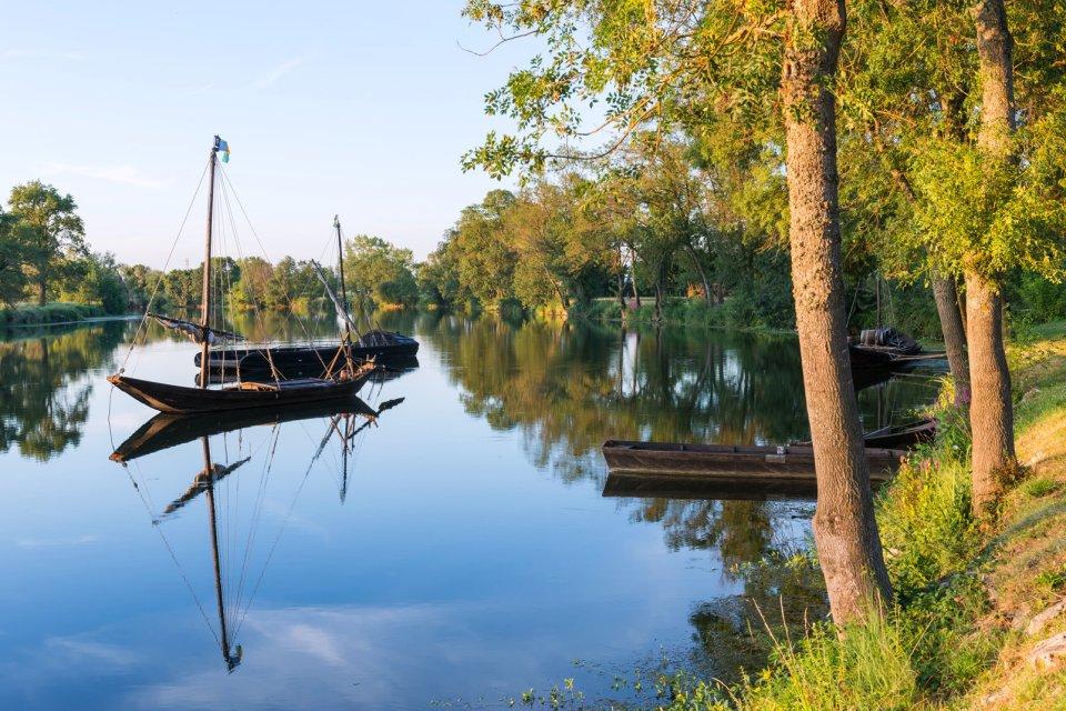 Pays-de-la-Loire , Les paysages des Pays de la Loire , France
