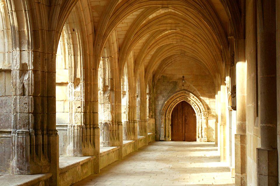 Les monuments, france, europe, pays de la Loire, cathédrale, religion, luçon, cloitre
