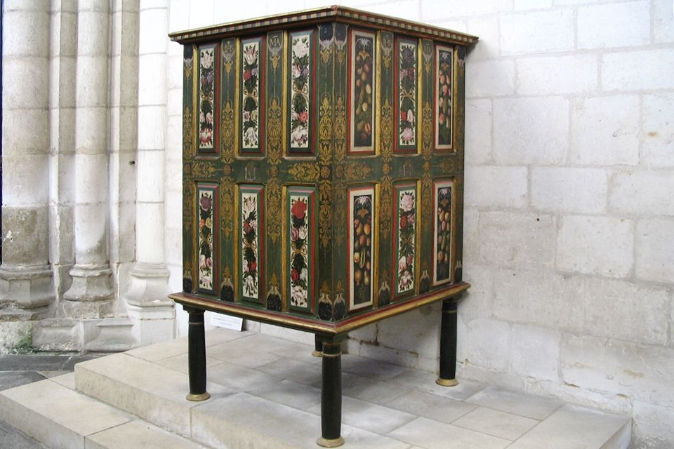 Les monuments, france, europe, pays de la Loire, cathédrale, religion, luçon, chaire