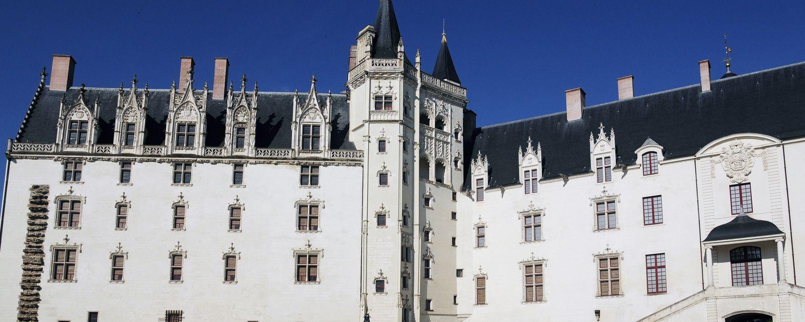 Le Château des Ducs de Bretagne, Château des Ducs de Bretagne, Les monuments, Pays de la Loire