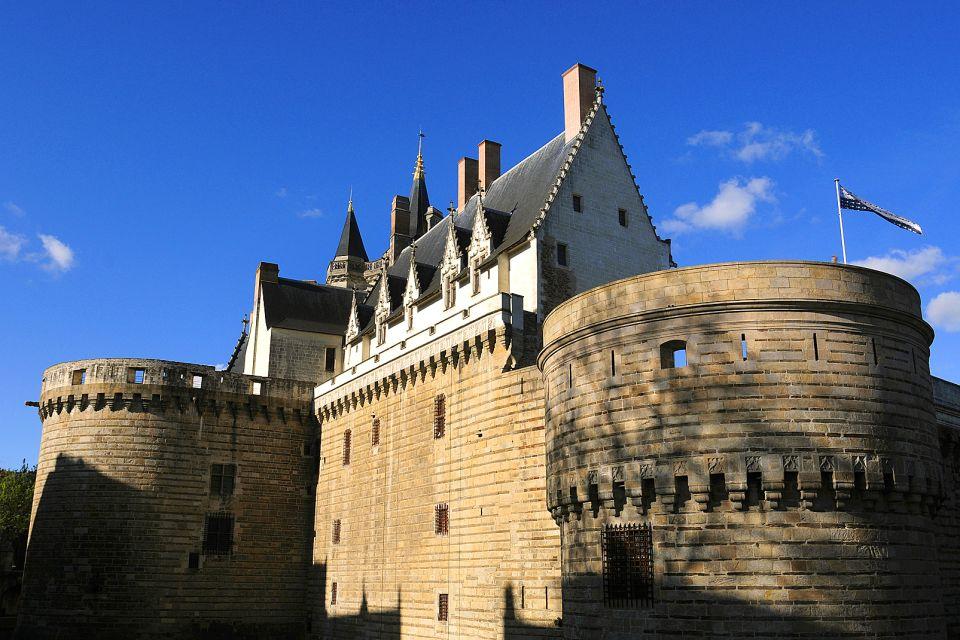 I bastioni di Nantes, Castello dei Duchi di Bretagna, I monumenti, Paesi della Loira