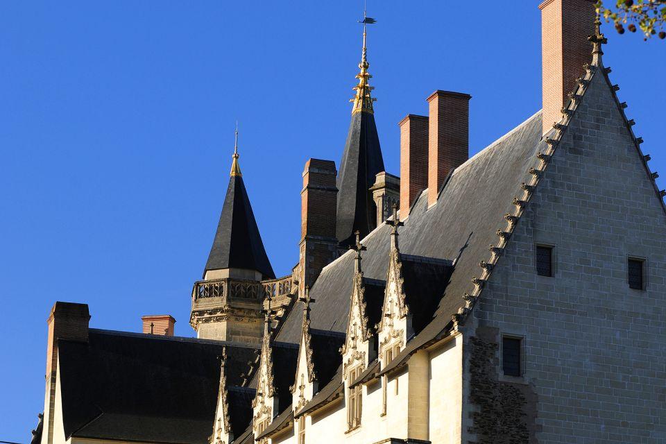 Nantes, capitale della Bretagna, Castello dei Duchi di Bretagna, I monumenti, Paesi della Loira