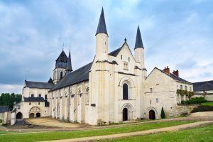 Les monuments, France, Europe, Pays de la Loire, abbaye, monument, religion, catholicisme, fontevraud