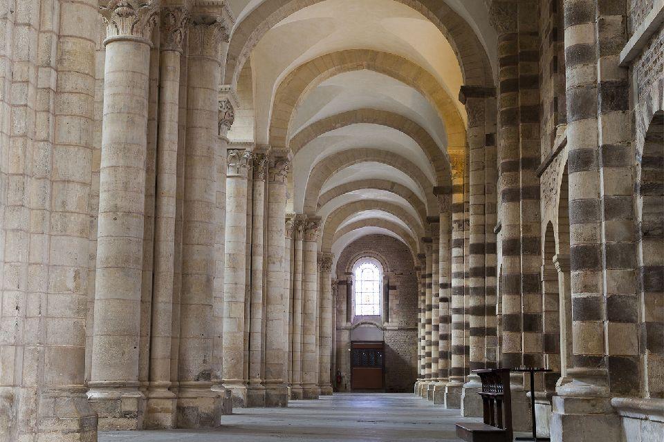 Cathédrale Saint-Julien au Mans , France