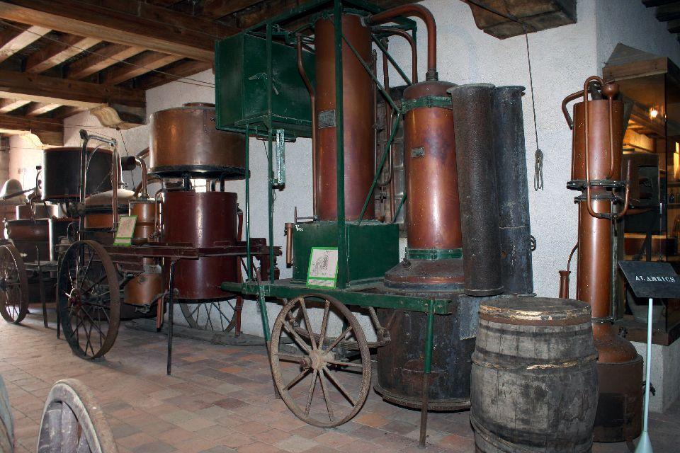 Musée des Métiers , La Cité des métiers de tradition , France