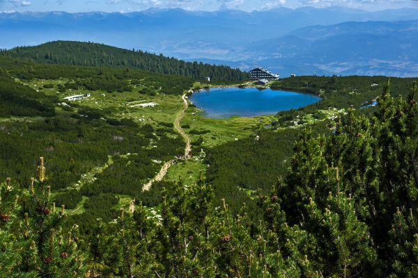 Die Pirinkette in Bulgarien, Die Pirin-Kette, Die Landschaften, Bulgarien