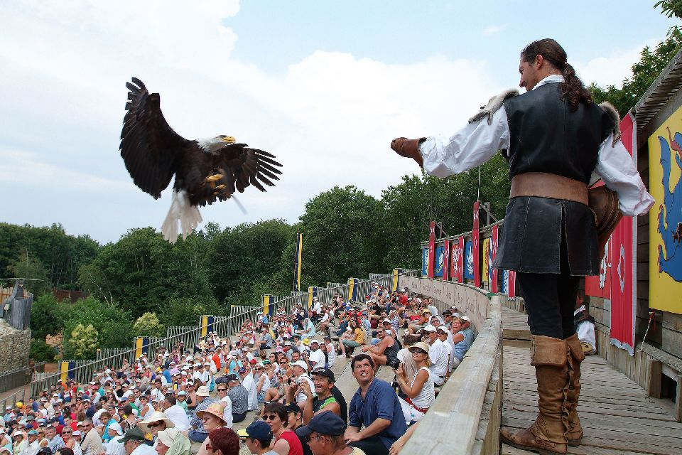 Puy du Fou , Immersed in history , France