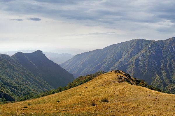 Das Balkangebirge , Das grüne Balkangebirge , Bulgarien
