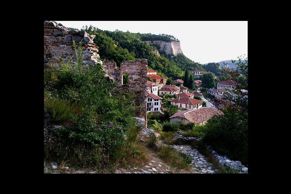 Das Balkangebirge , Die Dörfer , Bulgarien