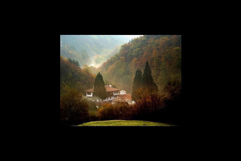 Das Balkangebirge , Laubwälder , Bulgarien