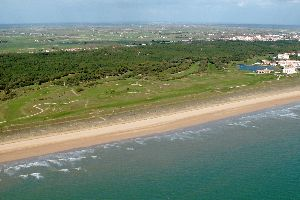 Golf en Vendée , Le Golf de Saint-Jean-de-Monts , France