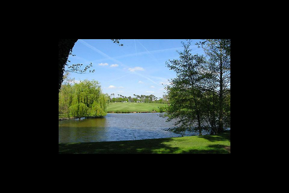 Golf en Vendée , Golf des Olonnes , France