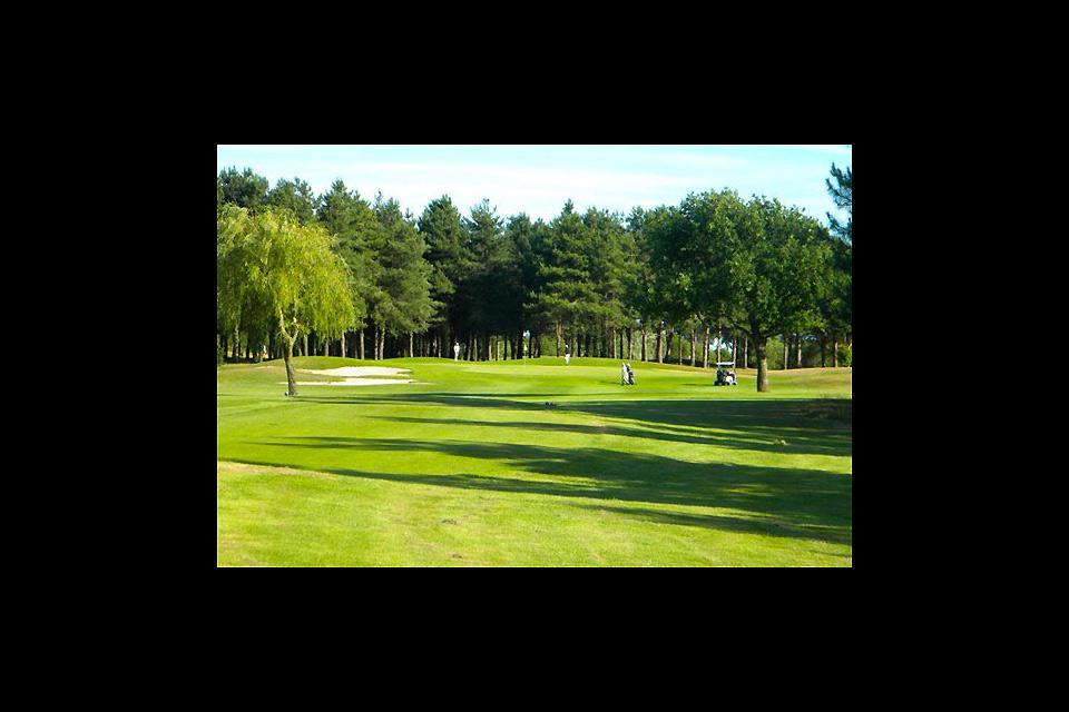 Golf en Vendée , Terre de compétition , France